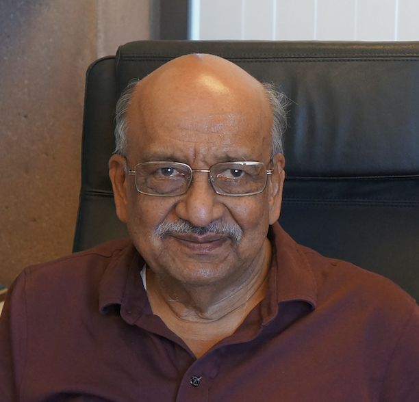 An interview with Prof. Ramesh Jain