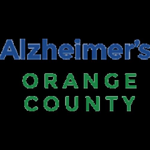 Alzheimer's Orange County logo