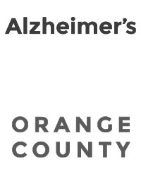 Alzheimer's Orange County logo