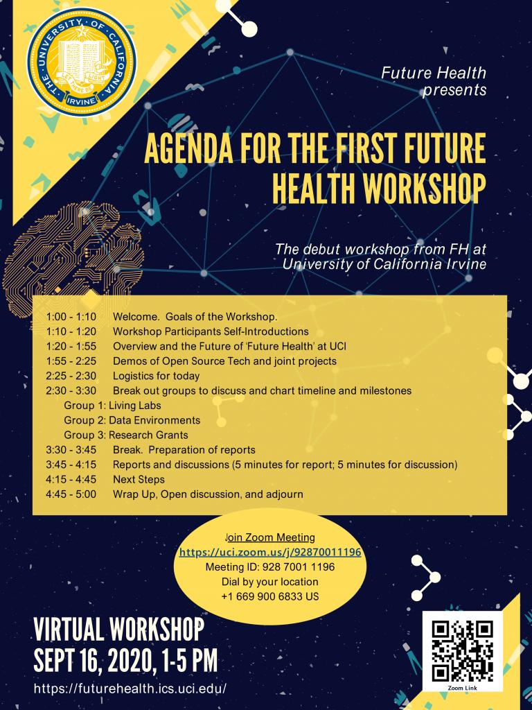 First Future Health Workshop